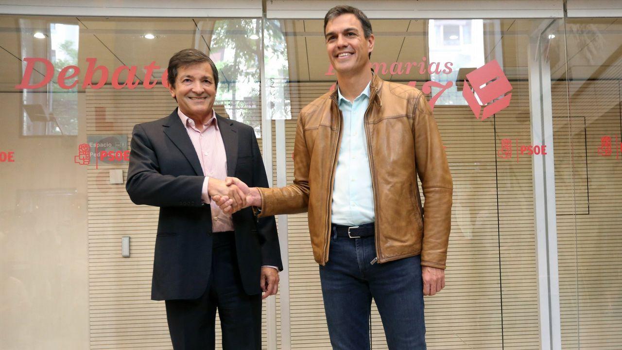 El alcalde de Navia y presidente de la Federación Asturiana de Concejos (FACC), Ignacio García Palacios.Peaje del Huerna