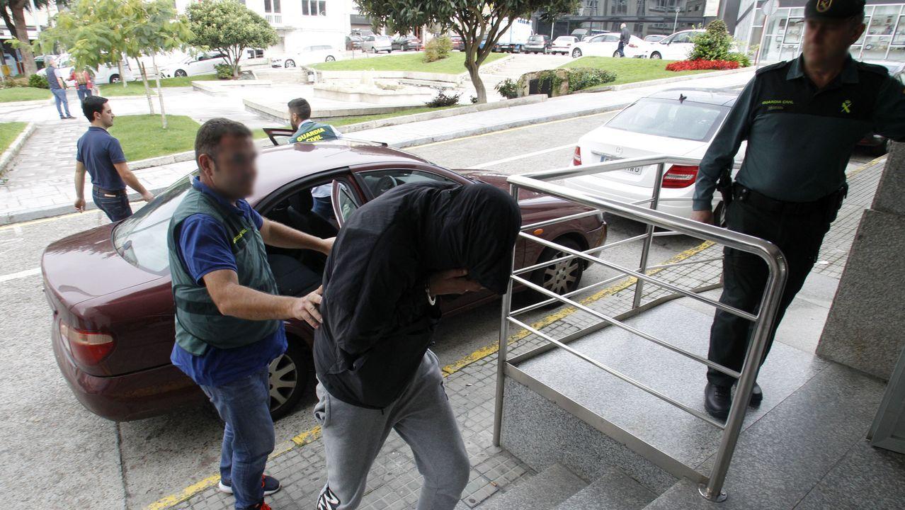 La presencia de seguridad en el Camin no impide la actuación de estos estafadores