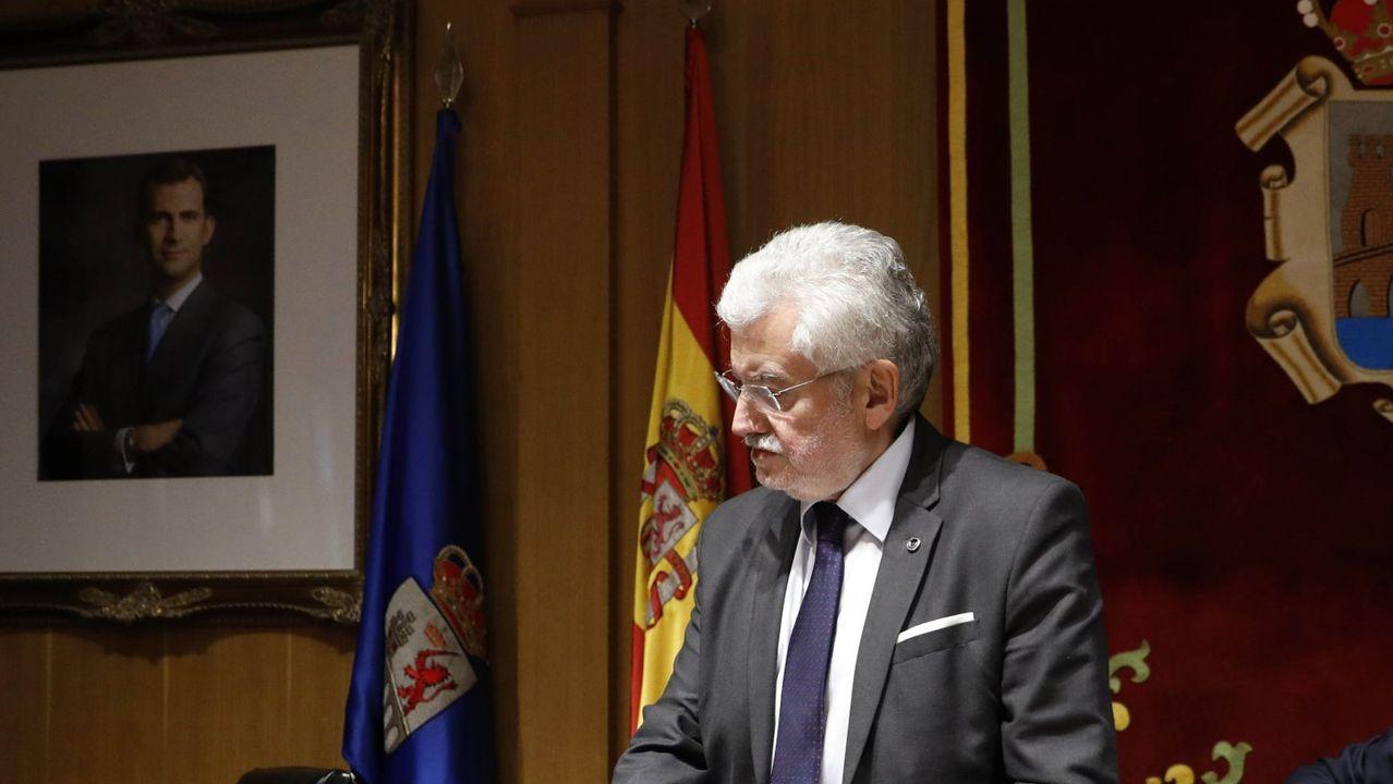 Rosendo Fernández, presidente del Inorde