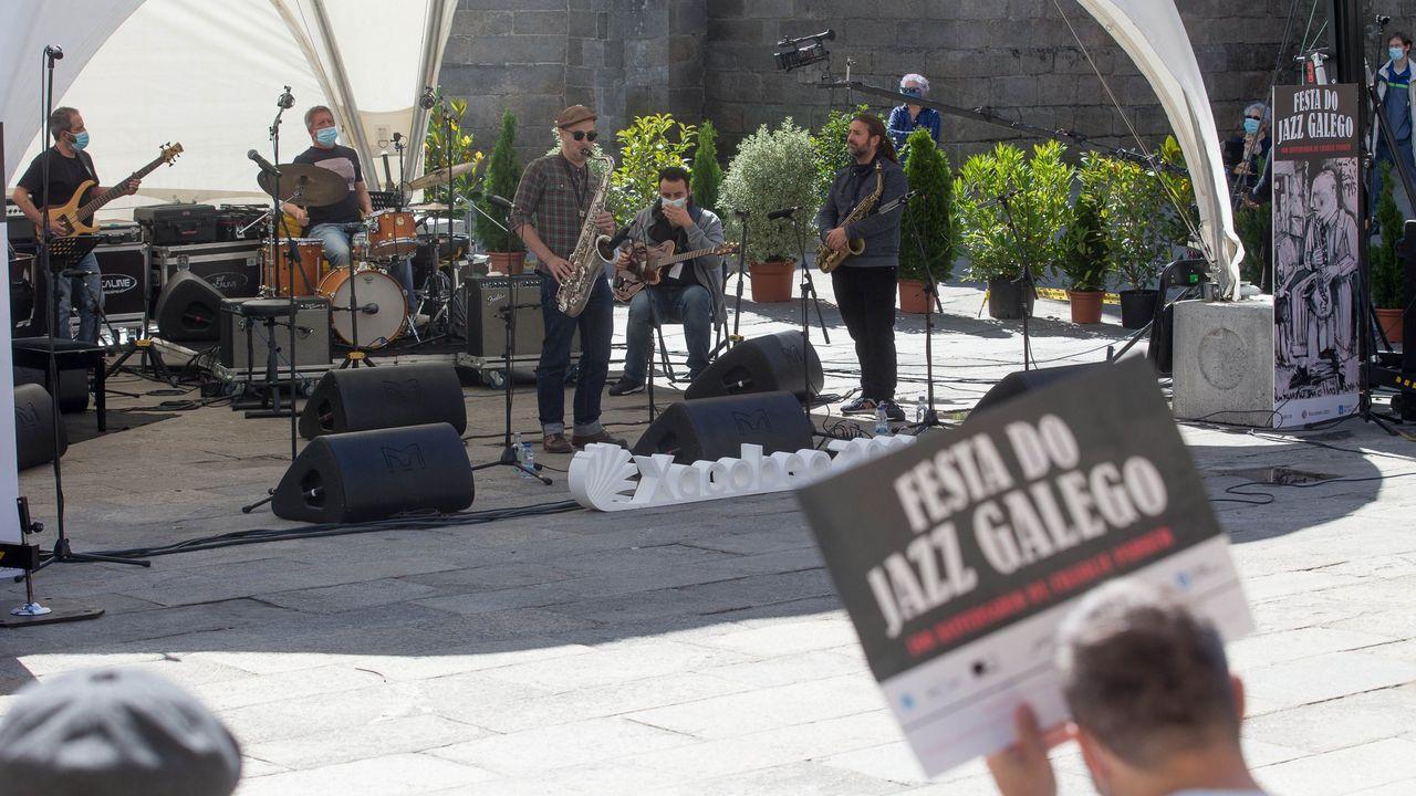 La Festa do Jazz Galego también homenajeó a Charlie Parker en septiembre