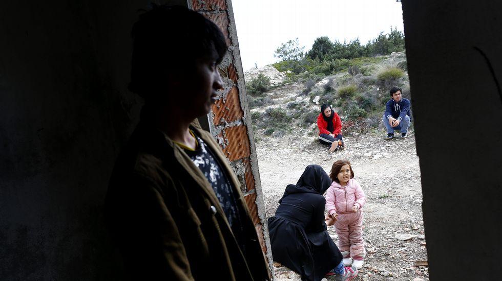Oposiciones al Sergas el pasado mes de enero en Silleda