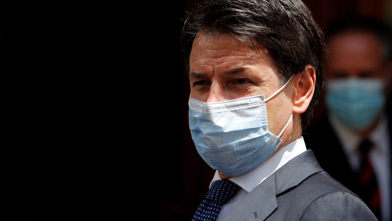 El primer ministro italiano, Conte