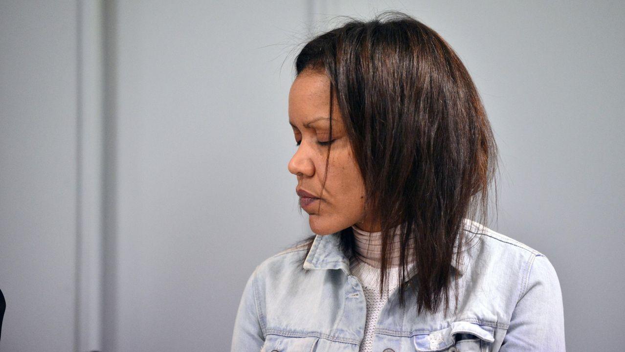 La Guardia Civil colgó esta imagen de Marley en las redes sociales del instituto armado