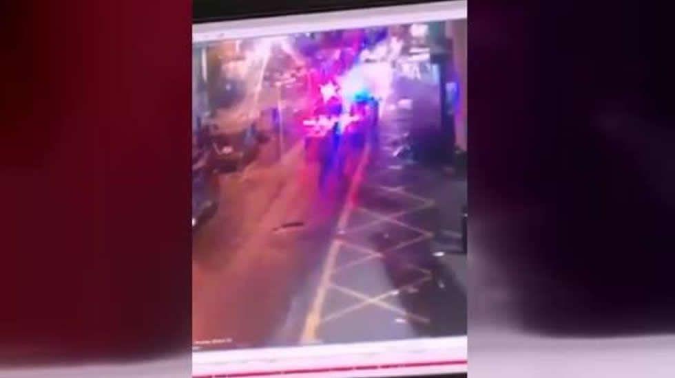 Así abatió la Policía a los terroristas de Londres