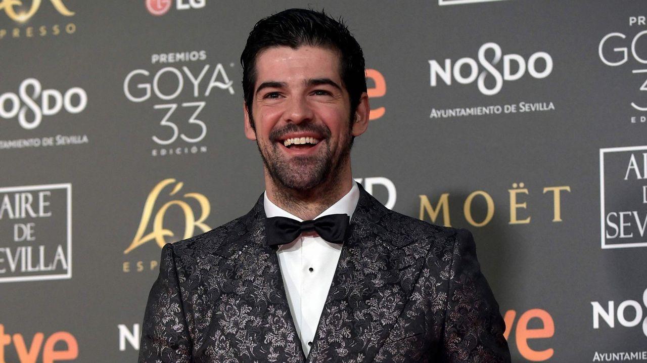 Los peor vestidos de los Goya 2019.ROSALÍA EN SU ACTUACIÓN EN LA GALA DE LOS GOYA