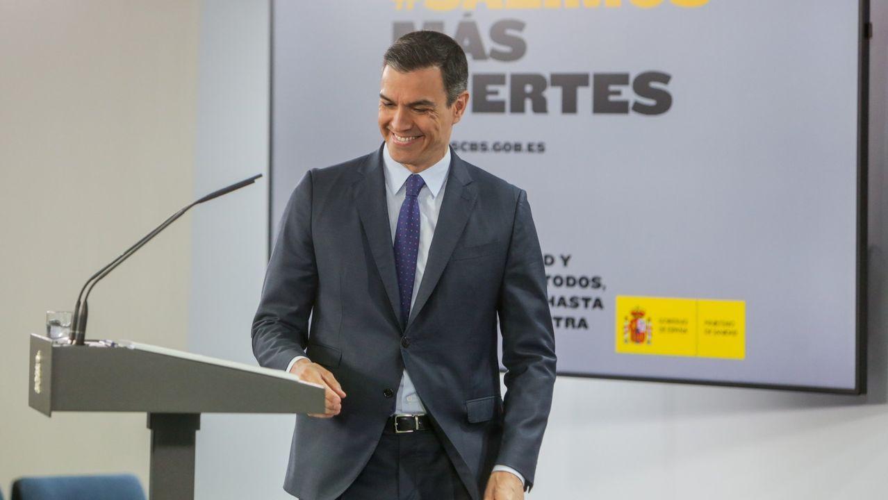 Ana Peleteiro, Xosé Manuel Piñeiro y Fito Domínguez, ya fallecido fundador de A Roda