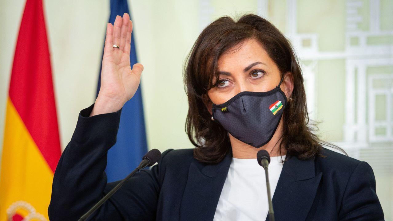 EN DIRECTO: Illa anuncia si acepta o no el toque de queda a las 20.00 horas.Theresa May, durante una de sus infructuosas visitas a Bruselas