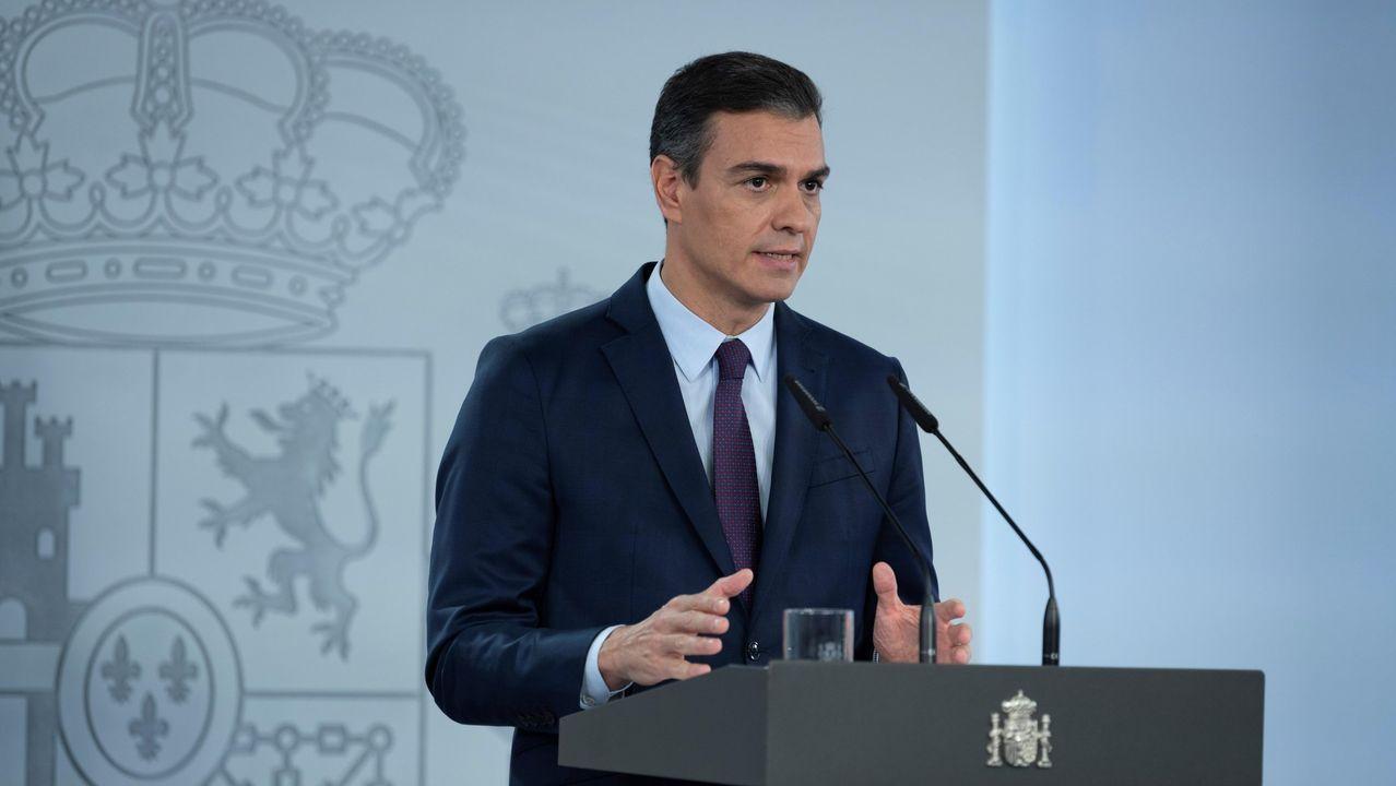 EN DIRECTO: Pedro Sánchez explica en qué consisten las nuevas restricciones