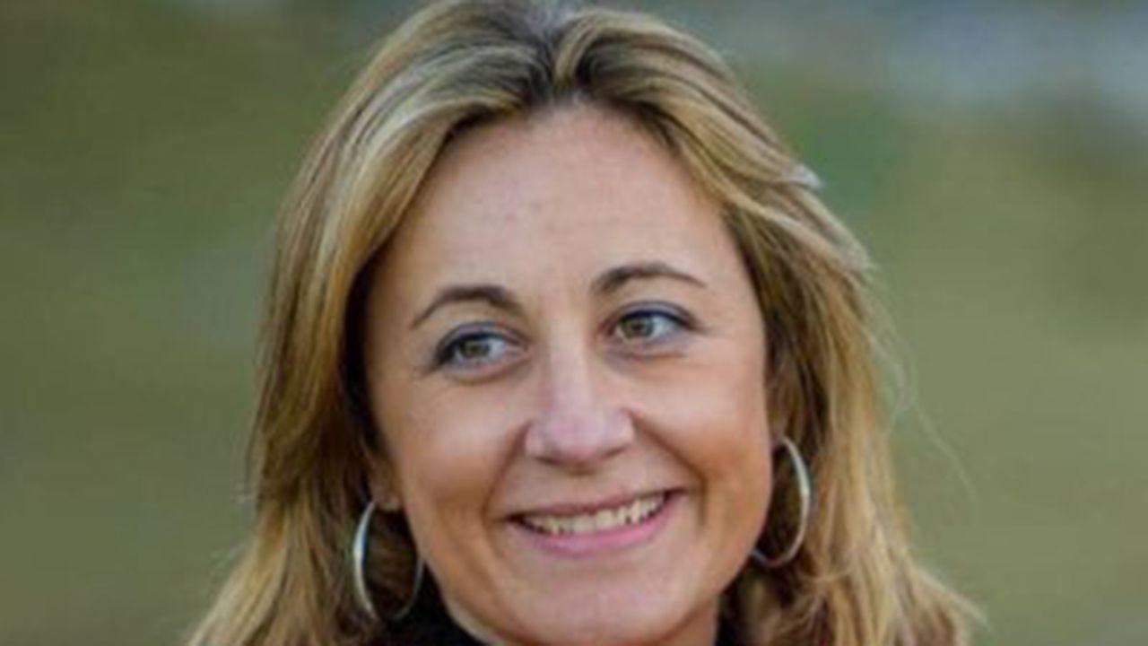 Lydia Espina directora general de Planificación e Infraestructuras Educativas