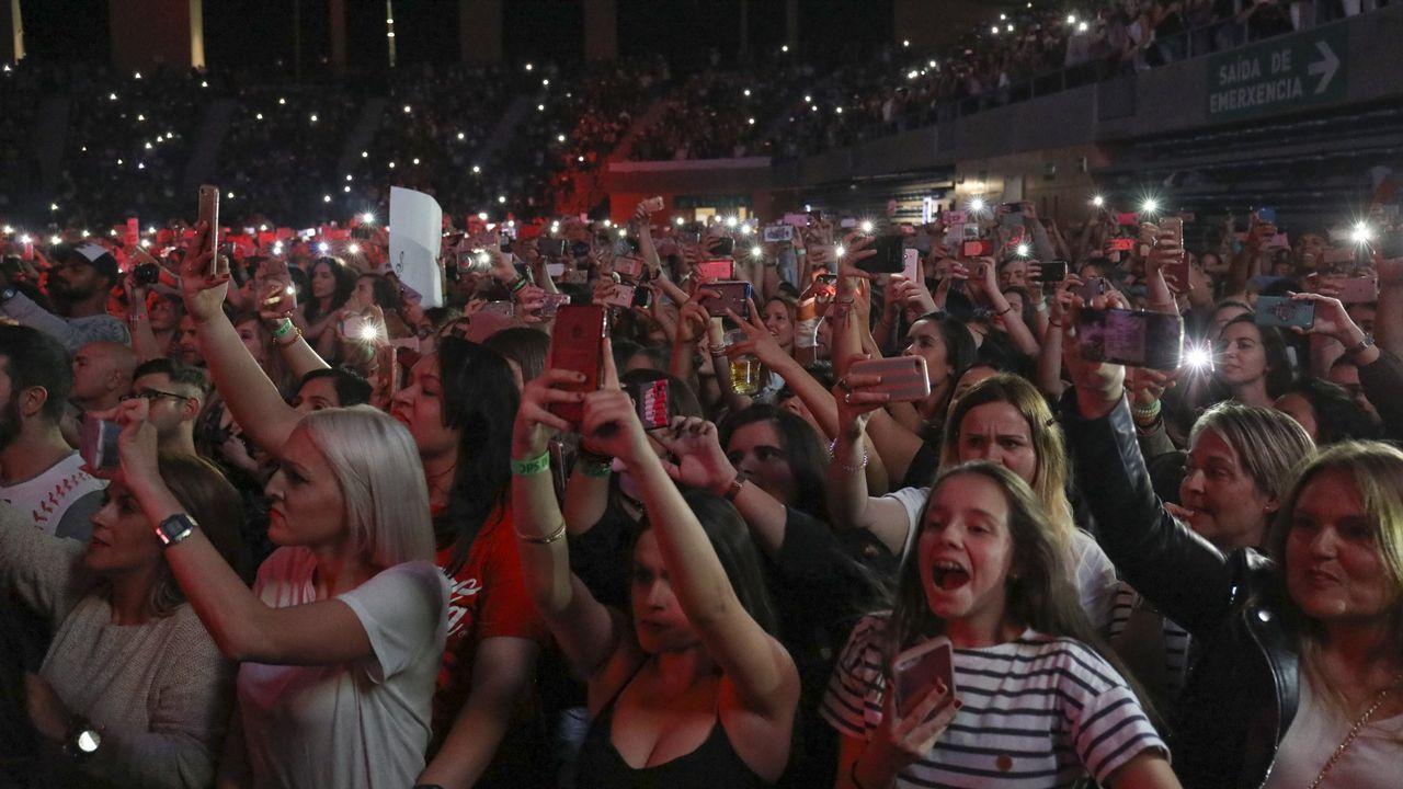 Rap feminista y de Monforte para el 8-M.En el primer día de venta para su concierto en Santiago, Maluma despachó 3.500 entradas