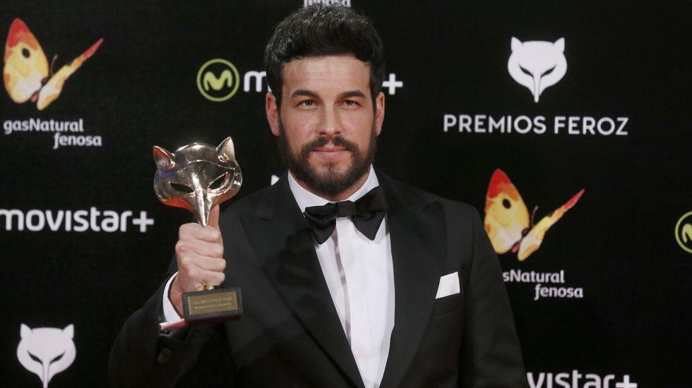 Mario Casas fue uno de los premiados en la anterior edición.