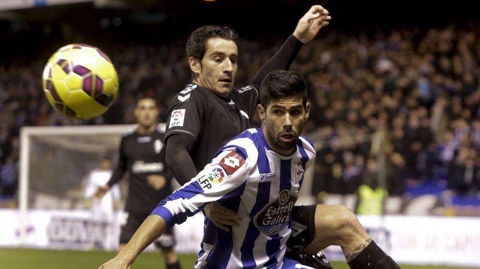 El Deportivo - Sevilla, en fotos