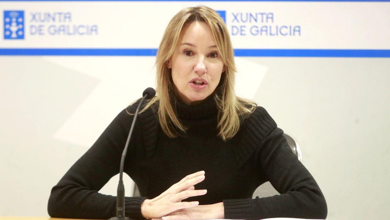 Marta Fernández-Tapias Núñez. Número 9 del PPdeG de Pontevedra. Vigo, 1974. Licenciada en Derecho, en la especialidad de Mercantil. Forma parte do comité ejecutivo del PP en Pontevedra.