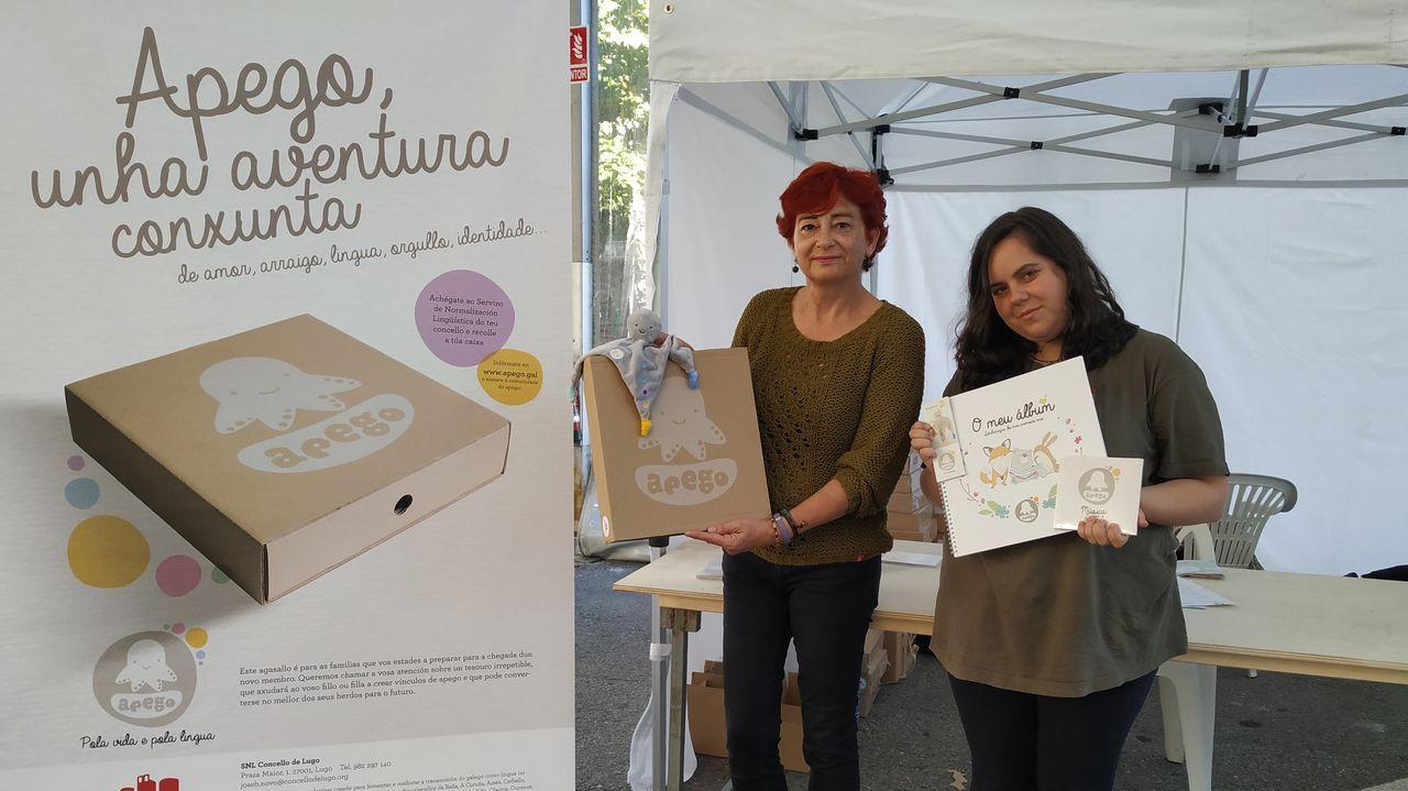 El jueves celebrarán en el CRA de Ponteceso una jornada de vendimia y esfolla