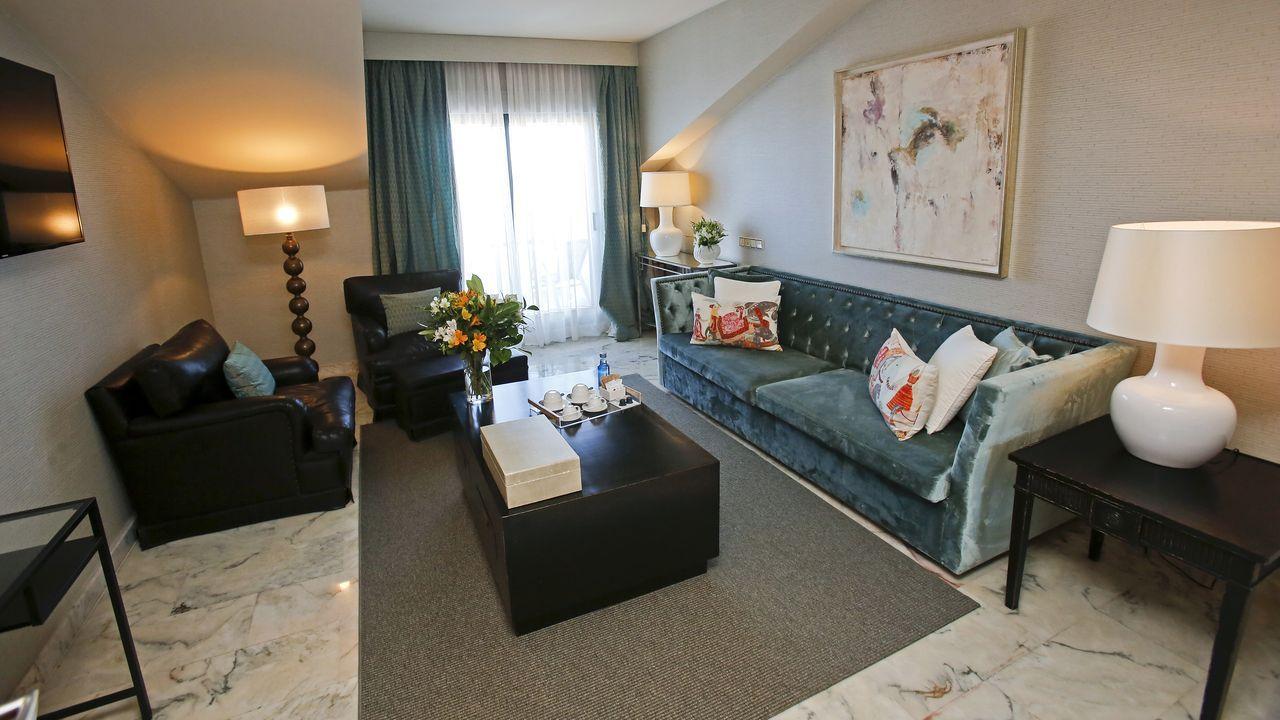 Suite del Hotel Carlos I