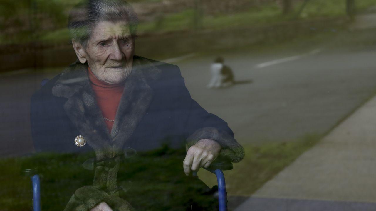 Manuela Sanjosé tiene 104 y superó el coronavirus