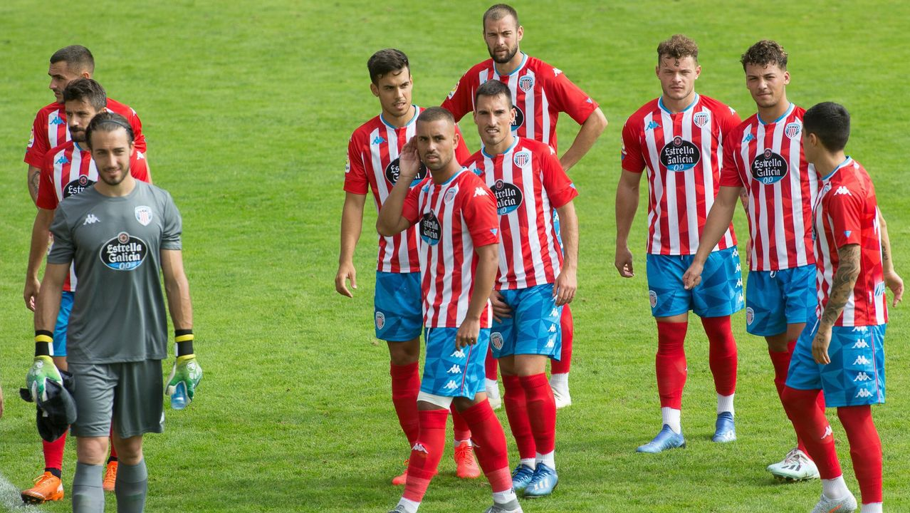 La plantilla del C.D. Lugo puede cambiar mucho con respecto a la temporada pasada