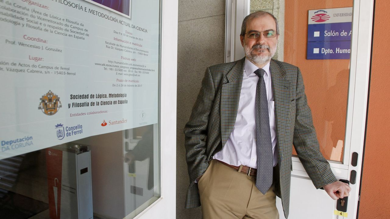 El profesor Wenceslao Fernández dirige las jornadas