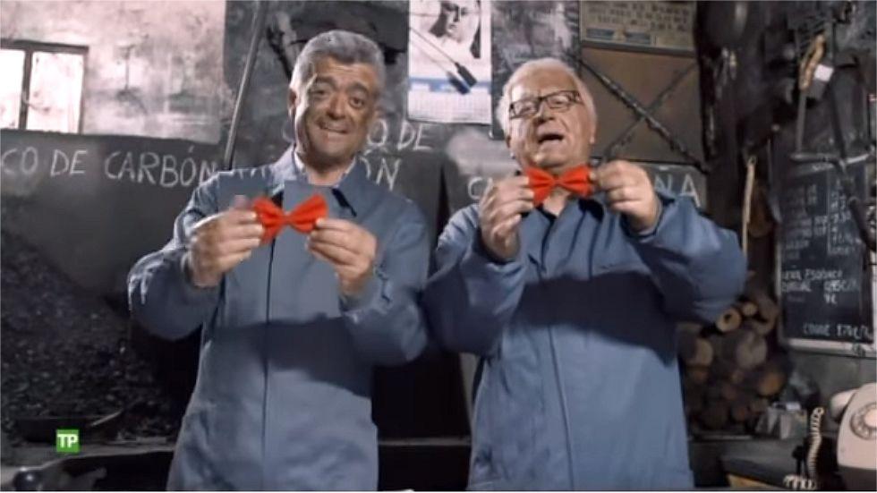 Esta Nochevieja, tenemos una misión: FELIZ 2016 CANALSUR.Anne Igartiburu y Ramón García darán las campanadas en La 1 de TVE.