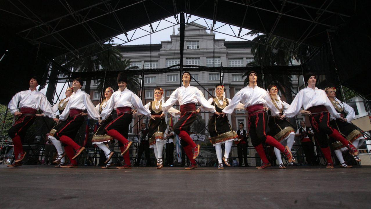 El Festival Internacional de Folklore volverá un año más a A Coruña