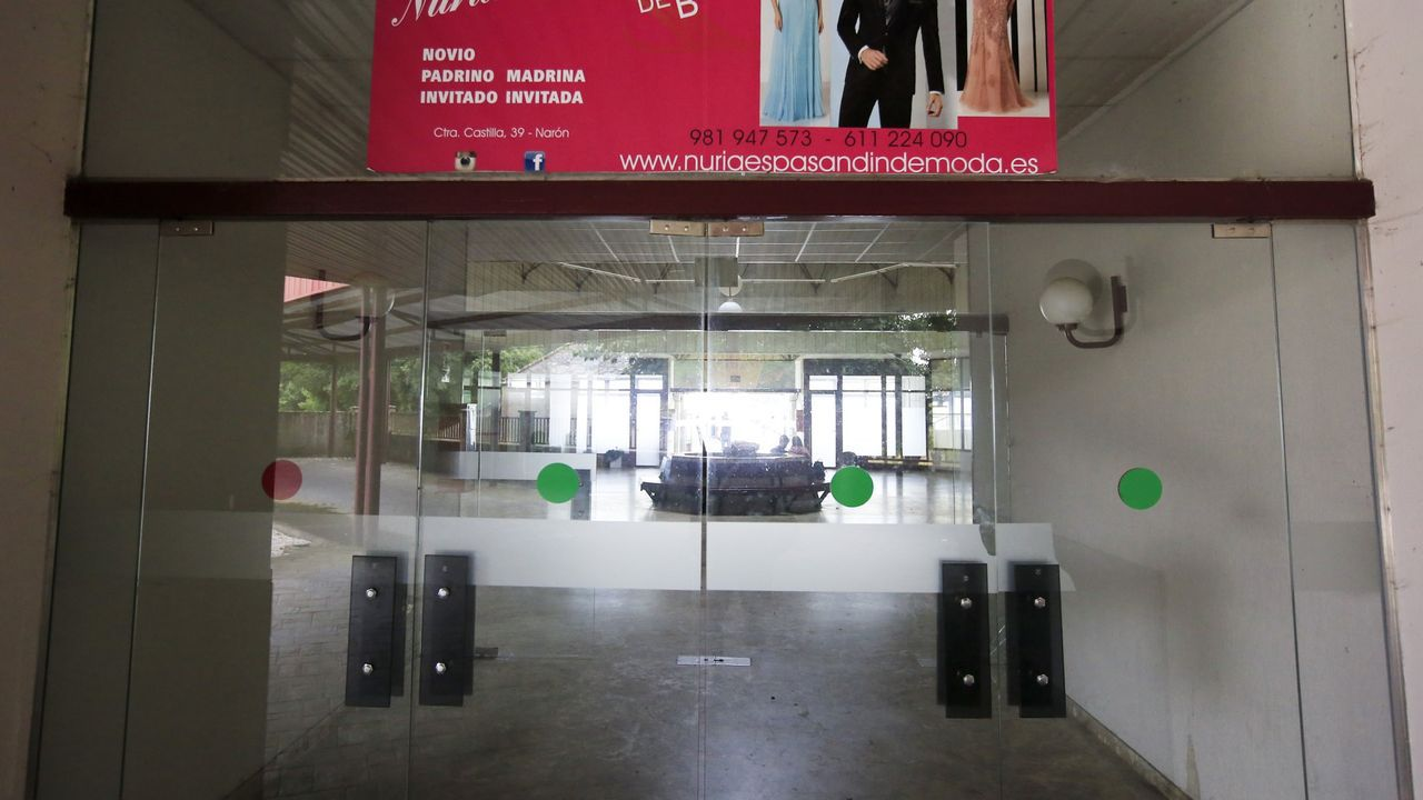El PP propuso que el centro de día se construyese en terrenos de la actual estación de buses (en la foto)