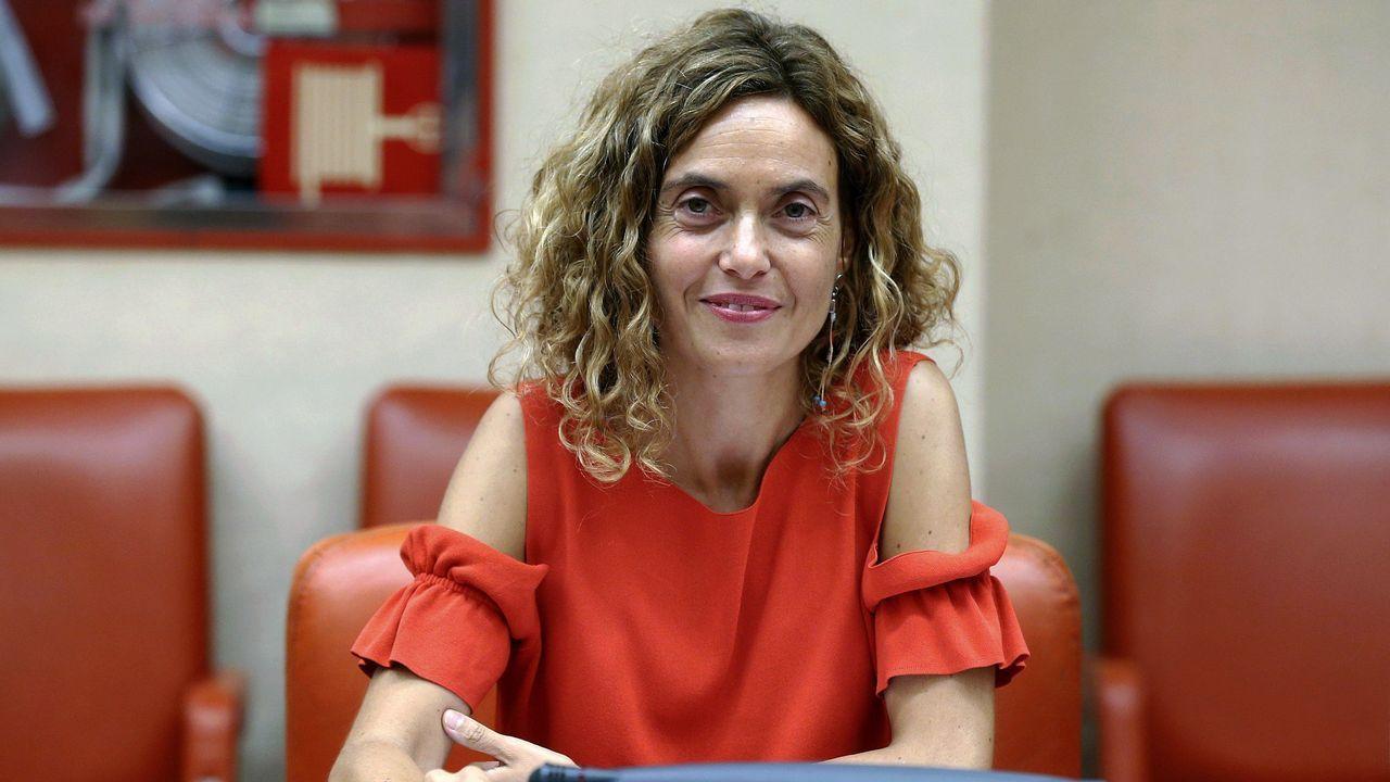 Ministerio de Política Territorial y Función Pública: Meritxell Batet