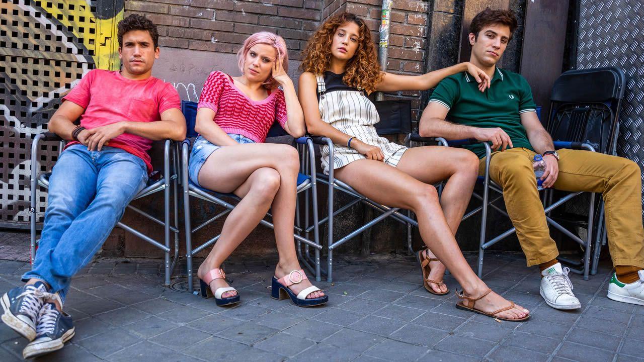 La película «¿A quién te llevarías a una isla desierta?», de Jota Linares, será una de las que pugnarán por el premio