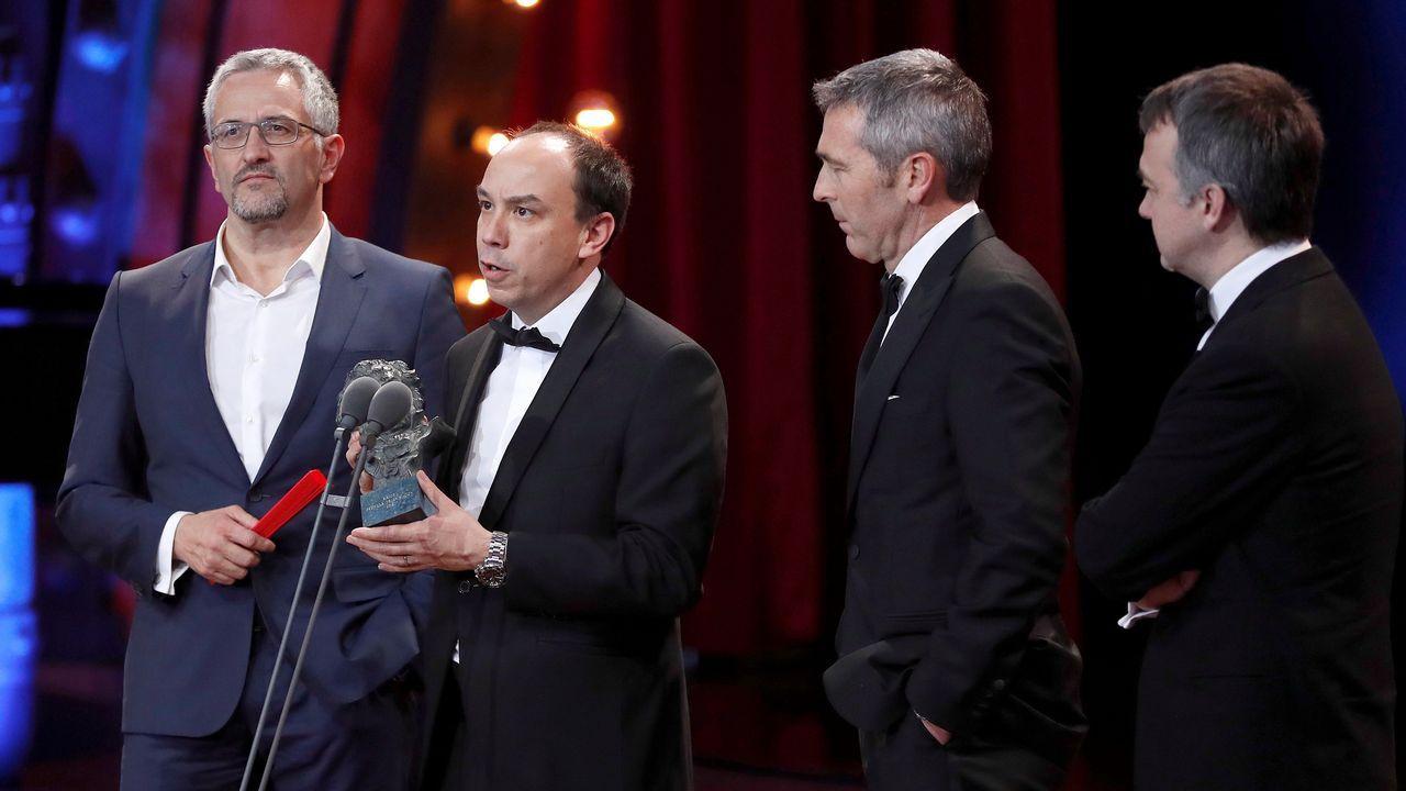 La película «Tadeo Jones 2» recibe el Goya a la Mejor Película de Animación