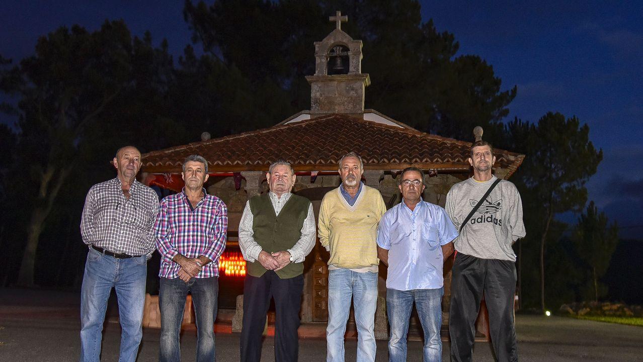 ¡Mira aquí las imágenes del último día de las fiestas de San Roquiño!