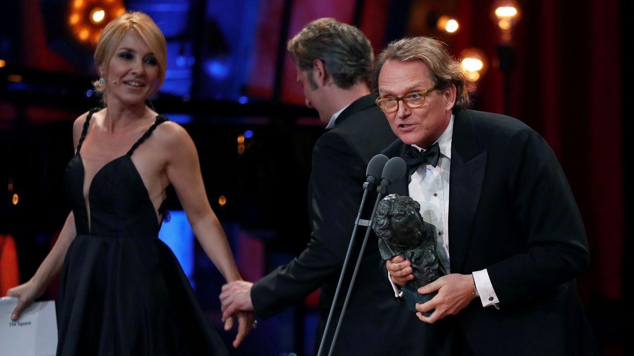 La película sueca «The Square» ha recibido el premio a la Mejor Película Europea
