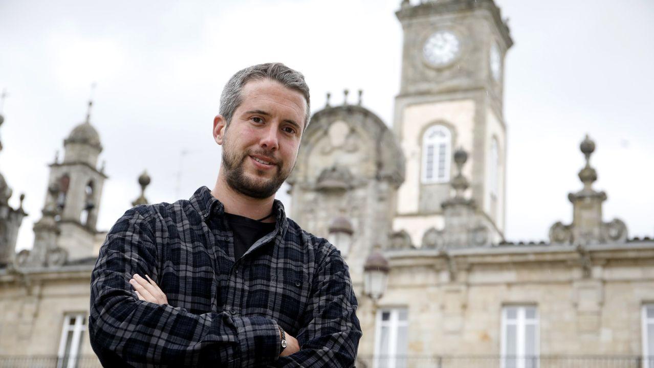 Rubén Arroxo valora de forma positiva os resultados do BNG na cidade de Lugo