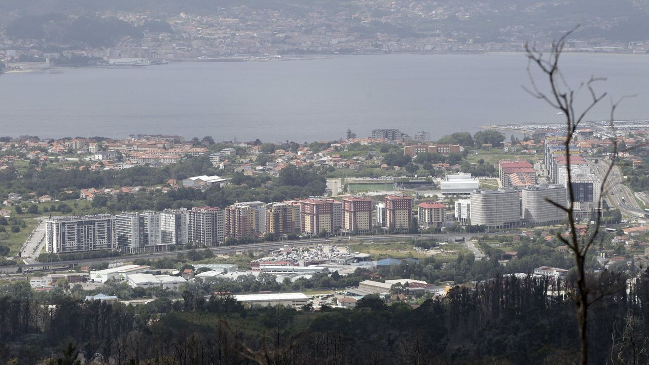 El de Navia, en Vigo, es el barrio que más crece de Galicia
