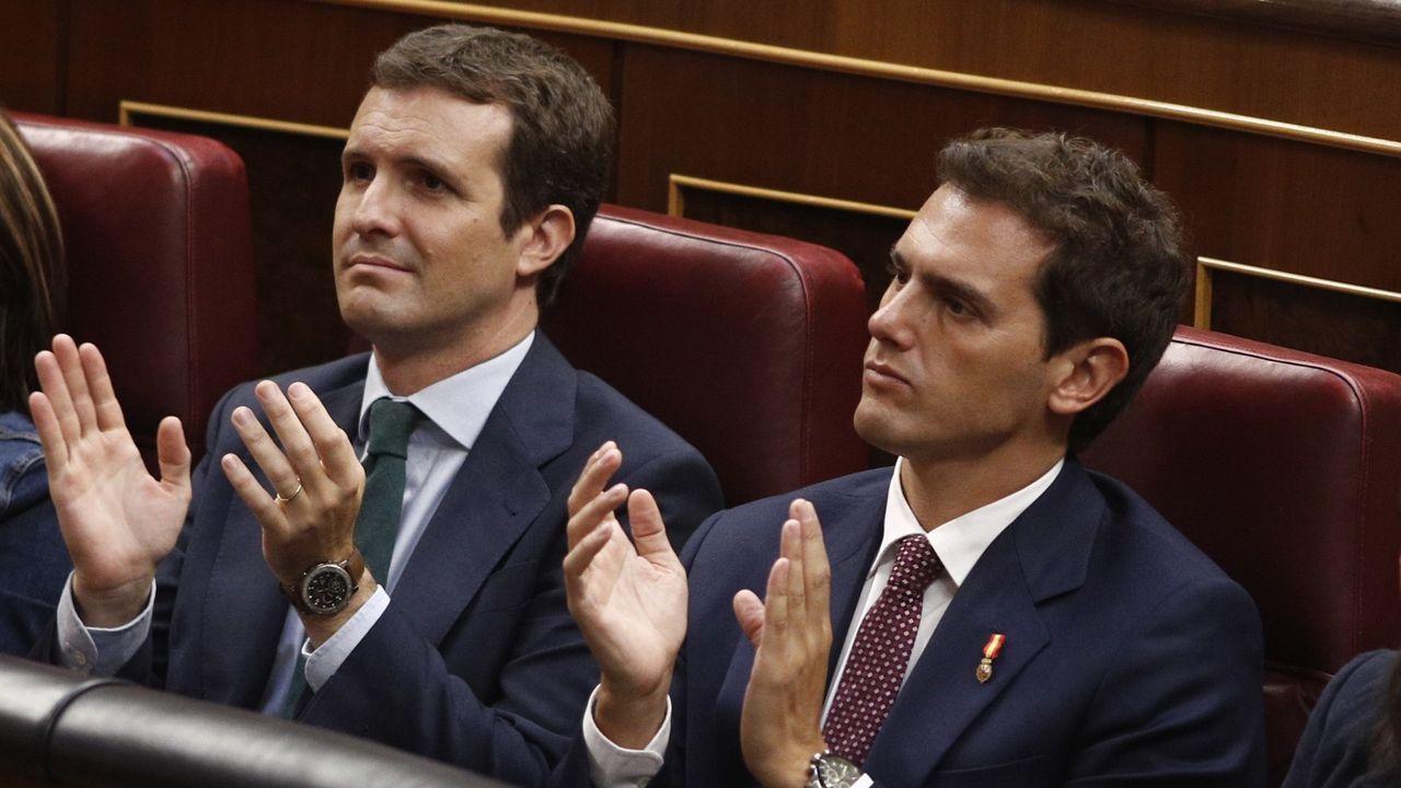 Damià Calvet se enfrentará a Laura Borrás en las primarias de UJxCat, pero ninguno es el preferido de Puigdemont