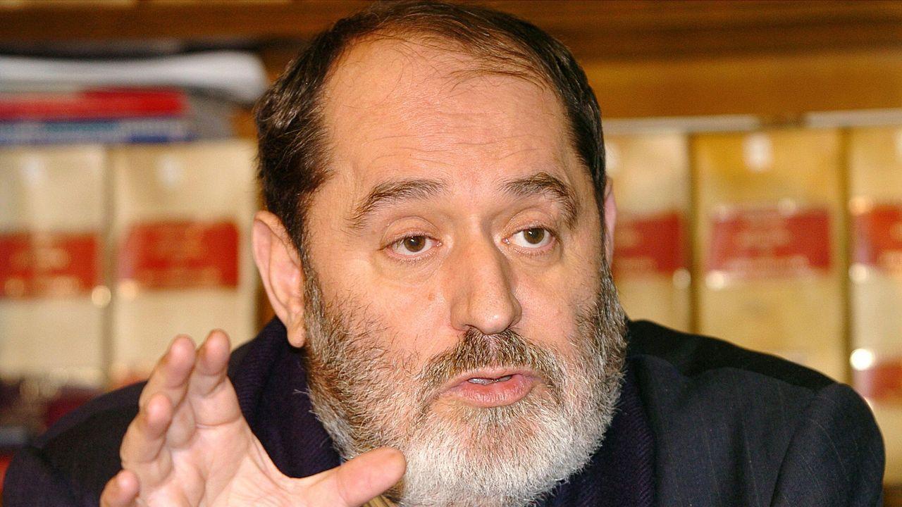 Pablo Iglesias relata sus propuestas en materia de vivienda en un acto con cargos del partido