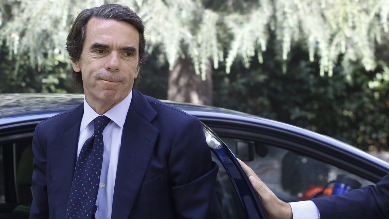 Pablo Casado: «Si presido el PP, Feijoo será lo que él quiera».Pablo Casado, en Gijon