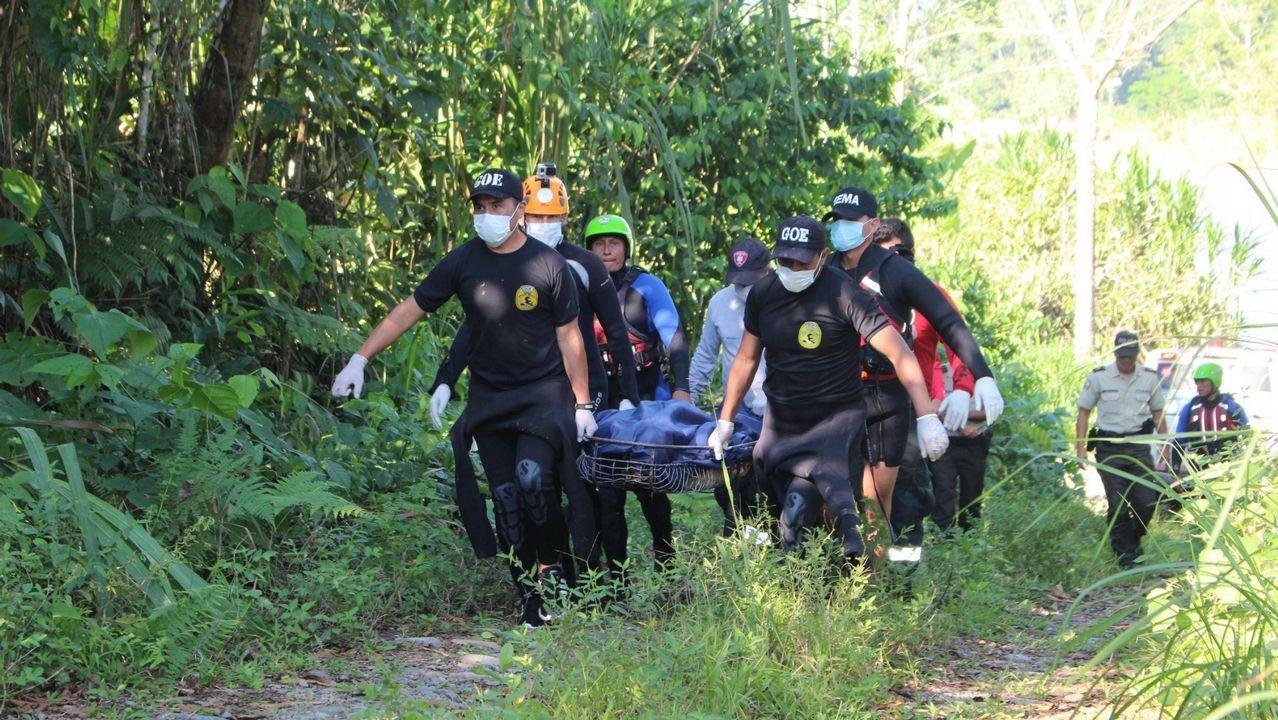 avión air nostrum.El cadáver de Manuel fue localizado tras cuatro días de búsqueda en el interior de la selva ecuatoriana