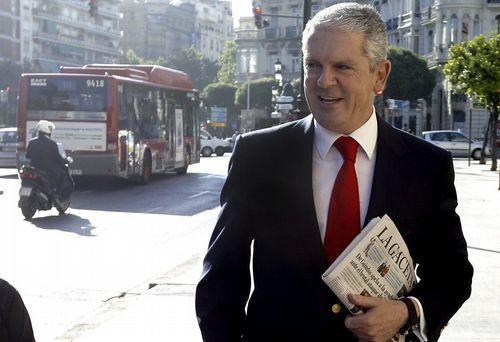 Pablo Crespo, en una imagen de archivo