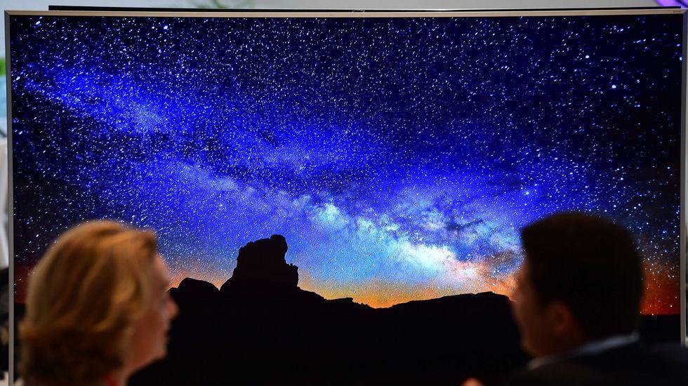 El nuevo televisor de Samsung, SUHD TV.