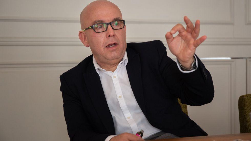 Gonzalo Boye, abogado