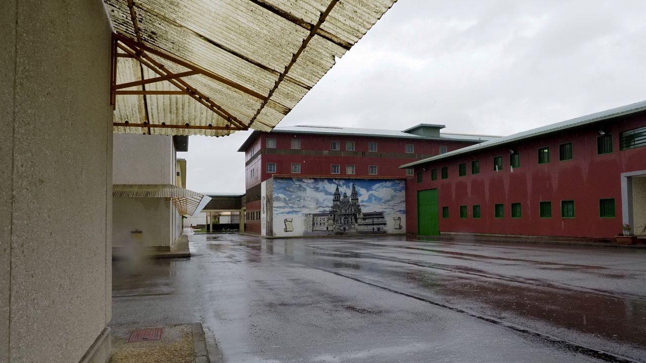 Imagen de la cárcel de Teixeiro