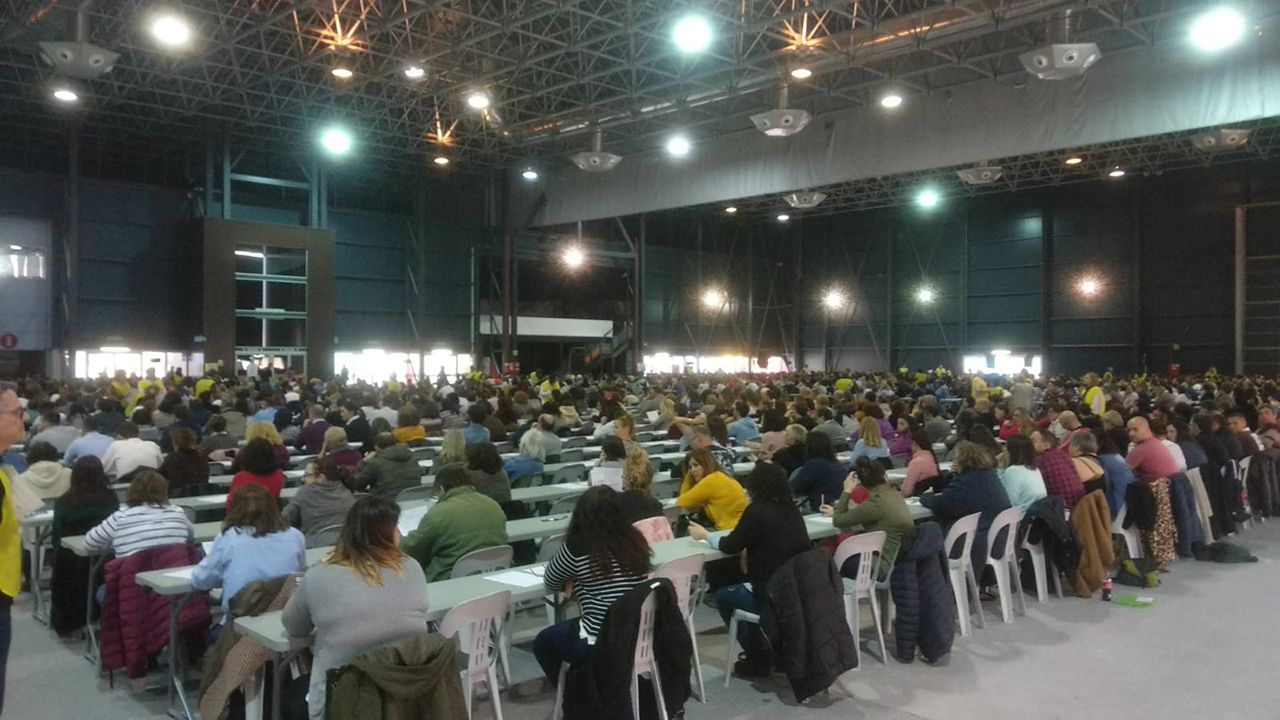 Oposición a celador en Gijón