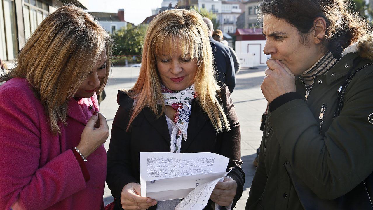 Denuncian el desahucio de una mujer víctima de violencia de género con tres hijos en Vigo.Imagen del Dépor-Reus disputado en octubre en Riazor y que acabó con triunfo coruñés por 2-0