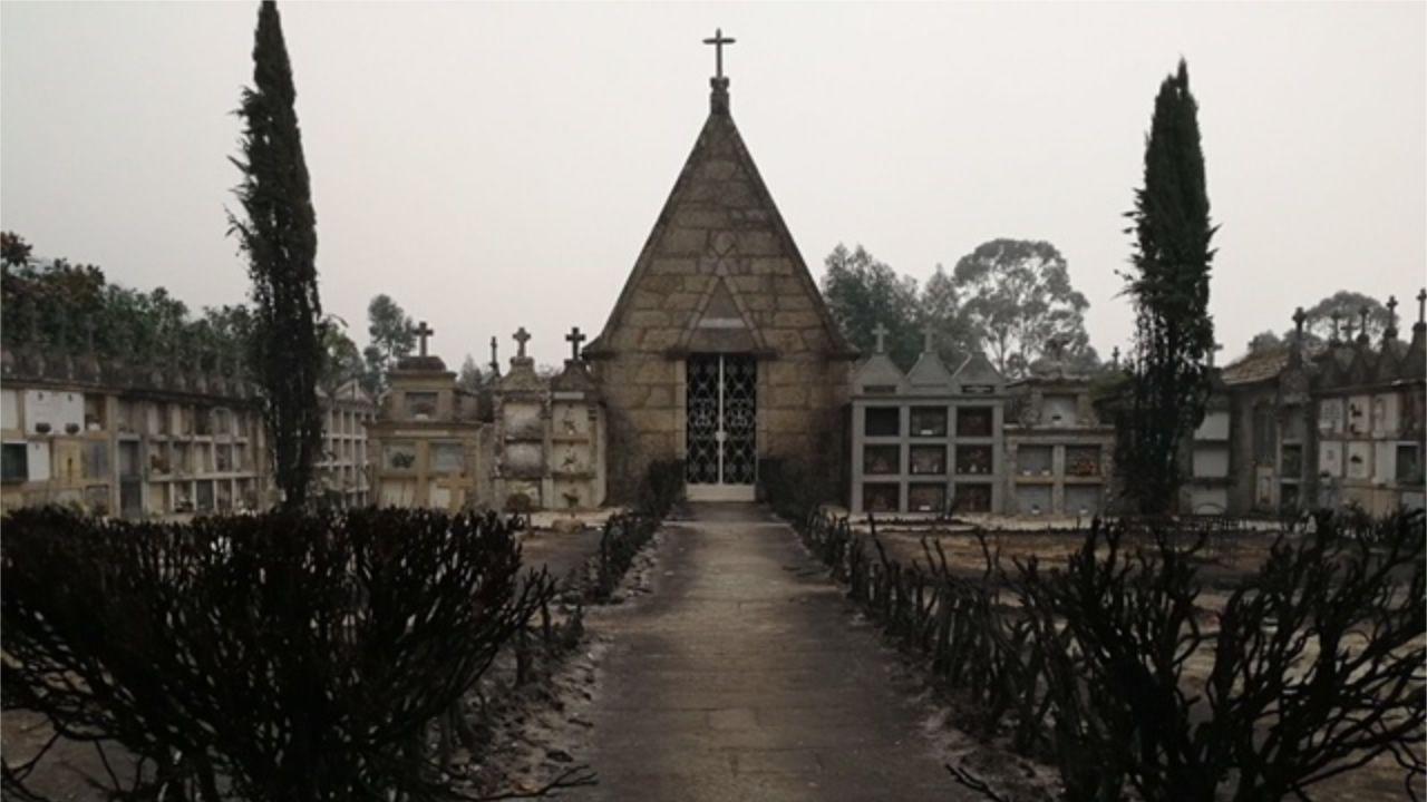 El cementerio de As Neves