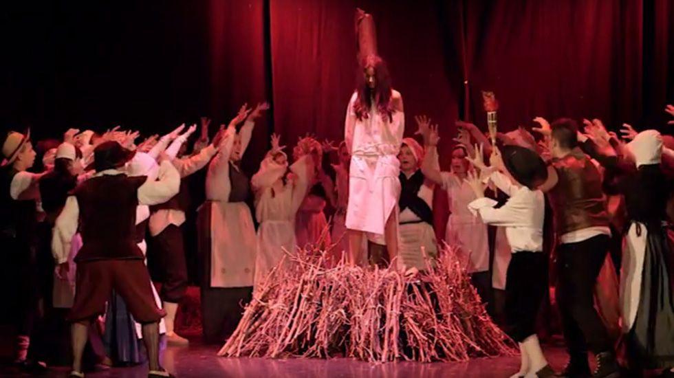 Musical Brujass.Albert Pla