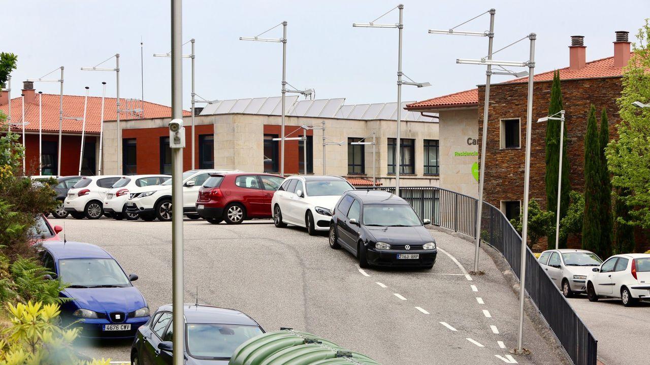 Imagen de la residencia Domus vi de Aldán