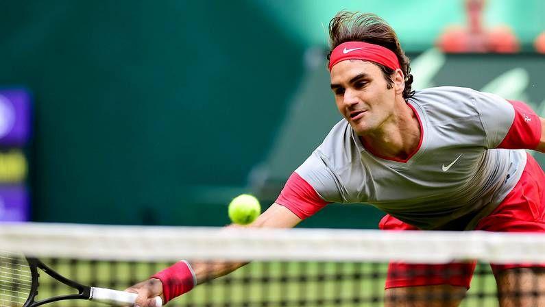 Todo preparado en el All England Tennis Club