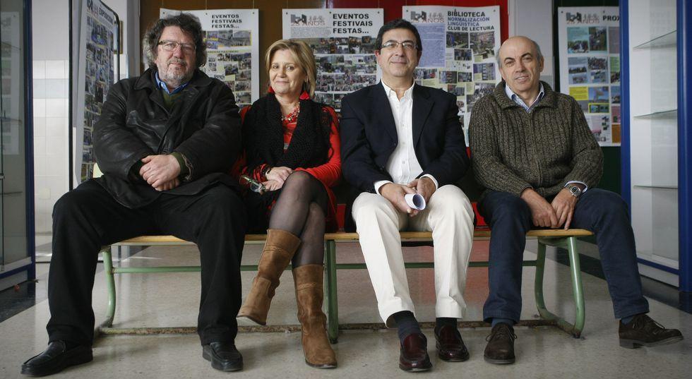 «A Rajoy lo imito mucho porque siempre me lo piden».José se encuentra estos días de vacaciones por la ciudad, aprovechando para ver a su familia y amigos.