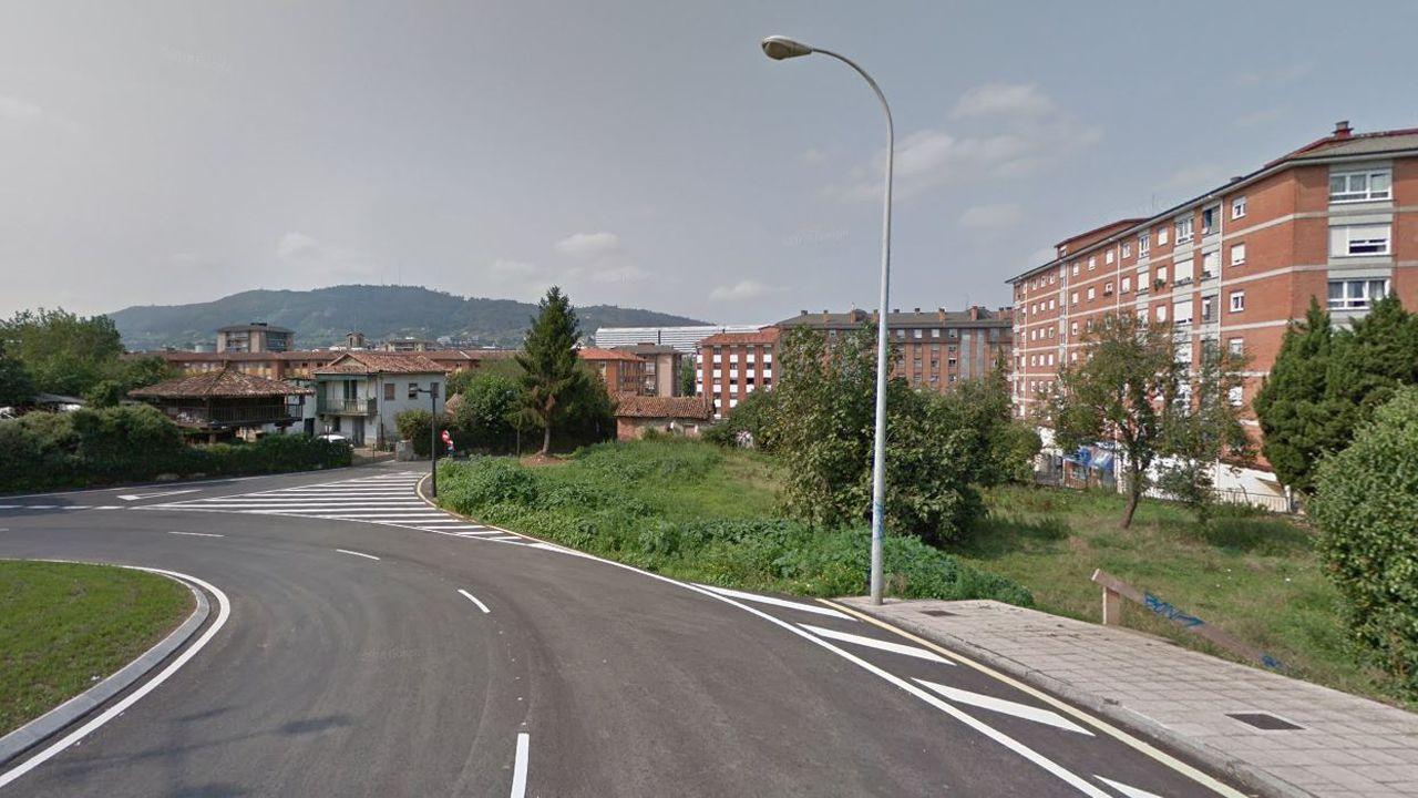 Zona del barrio El Palais donde se plantean parte de la renovación urbanística