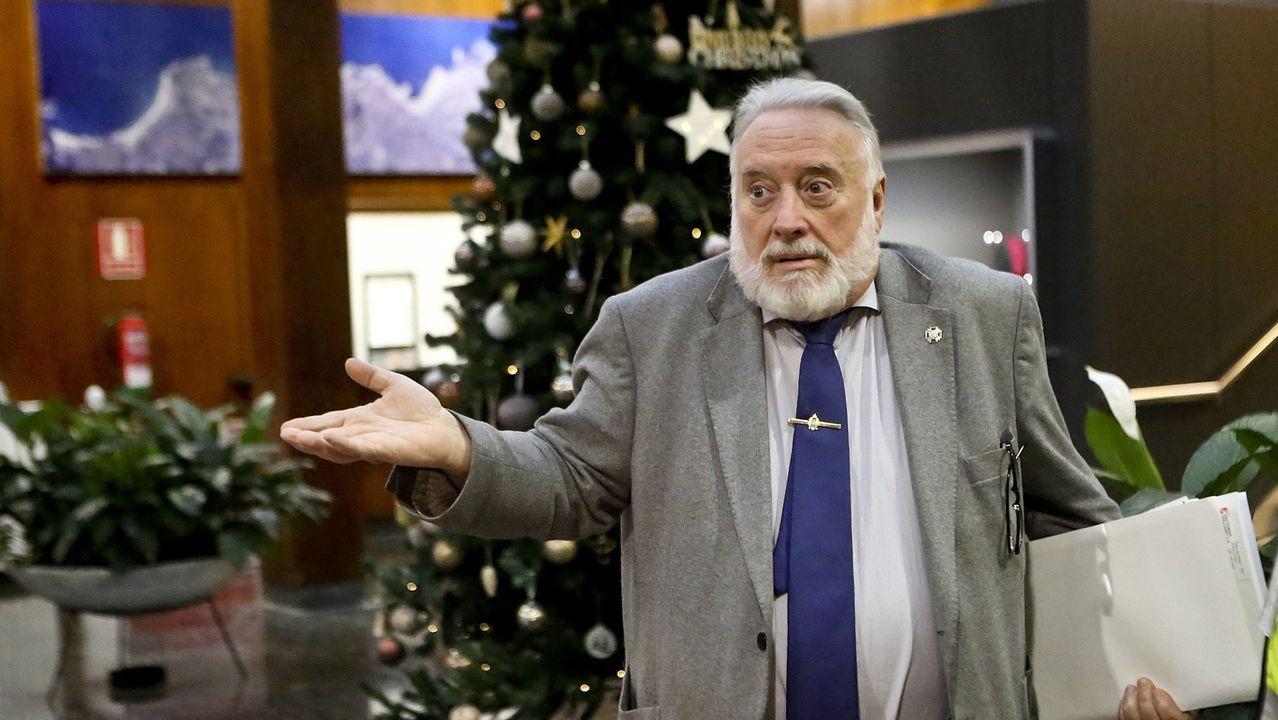 Adiós a la Navidad Top de Vigo.Enrique César López Veiga