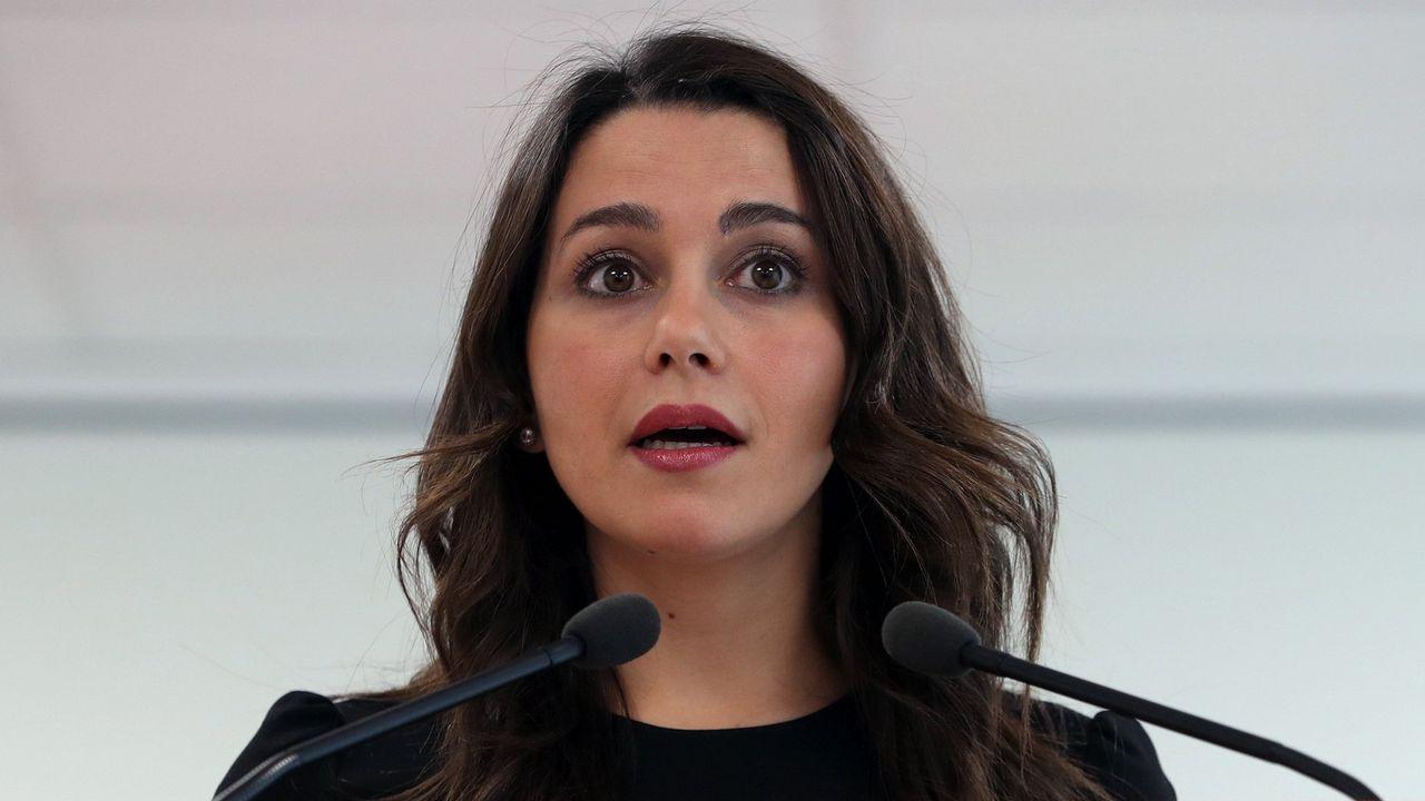 Arrimadas denuncia un mensaje de odio en Facebook que le desea «una violación»